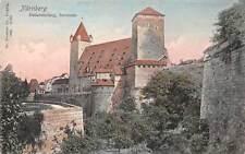 Germany Nuremberg, Nuernberg, Kaiserstallung, Nordseite