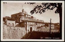 AX0483 Brescia - Il Castello - Cartolina postale - Postcard