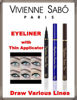 VIVIENNE SABO EYELINER FEUTRE FIN Pen0.8 ml  Easy and Handy to Use CHOOSE
