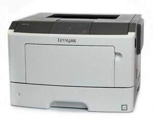 Lexmark MS310d Workgroup Laser Printer