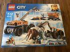 LEGO 60195 City Arctic Mobile Exploration Base - New Sealed Bags. Box Opened