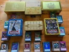 More details for yugioh storage + cards bundle - pick your box/tin + card lot 100/200/300/400/500
