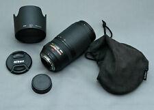 Nikon Zoom-NIKKOR 70-300mm f/4.5-5.6 G IF-ED AF-S VR Objektiv - TOP - Zustand !