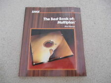 The Best Book of : Multiplan by Alan Simpson    SAMS  1st ed.  second printing