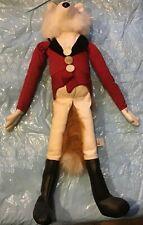 Mr. Fox Decorative Doll