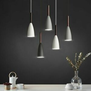 Pendant Lighting Nordic Minimalist 3 Lights Table Kitchen Island Hanging Lamps