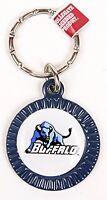 Buffalo Bulls Keychain & Keyring - Circle