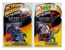 DC Kenner Action Masters Batman Animated Series Batman & Catwoman Figurines