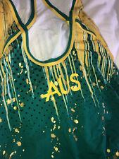 2012 OLYMPIC Speedo AUSTRALIA AUSTRALIAN National team women swimsuit swimming