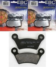 EBC Front + Rear Brake Pads (3 Sets) 2008-2012 Can-Am Spyder RT Limited (SE5)