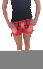 Damen-Freizeithosen im Trachtenhose-Stil mit Shorts