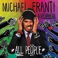 Michael Franti, Michael Franti & Spearhead - All People [New CD]