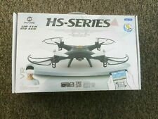 Holy Stone Hs110 FPV Drone With 720p HD Live Video WiFi Camera 2.4ghz 4ch