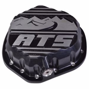 ATS Diesel Protector Rear Differential Cover For 01-18 GM Duramax 03-18 Cummins