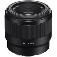 Paypal Sony FE 50mm F1.8 SEL50F18F Prime Lens Brand New Jeptall