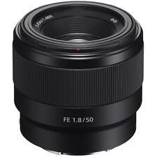 Sony FE 50mm F1.8 SEL50F18F Prime Lens Brand New Jeptall