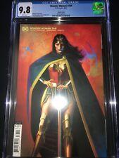 Wonder Woman #768 CGC 9.8 - Joshua Middleton Variant Cover - 2021