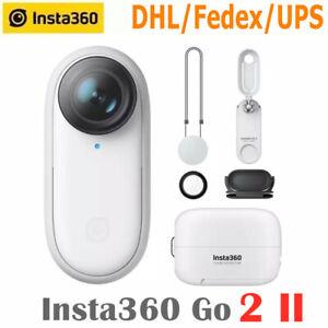 Insta360 GO 2 II AI Action Pocket Camera FlowState Timelapse Hyperlapse 1080P