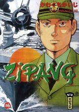 Kaiji Kawaguchi – Zipang tome 16 – Manga