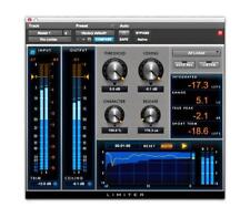 Avid Pro Limiter Plugin ilok license for Pro Tools AAX DSP Native