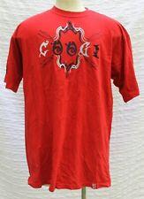 d95bb31a878 Coogi Australien T-Shirt Rot Herren Sz 2XL Besticktes Design