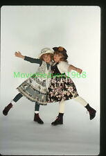 MARY KATE & ASHLEY OLSEN VINTAGE 35mm SLIDE TRANSPARENCY 12773 PHOTO