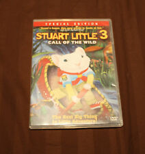 Stuart Little 3: Call of the Wild (DVD, 2006, Special Edition) KIDS DVD