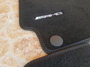 Floor mats mercedes CL500 CL600 CL63 W216