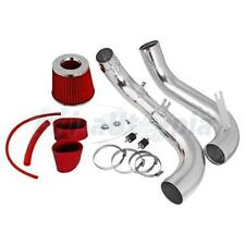Cold Air Intake+Red Filter for 2006 2007-2010 2011 Honda Civic DX LX EX 1.8L L4