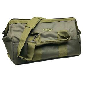 GMK Large Range Gear Bag in Green for Shooting Clay Pigeon Skeet Game