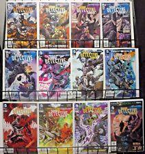 BATMAN DETECTIVE COMICS (New 52) #2-14, 16-17, 19-23, Ann 2 (2011-13) DC Comics