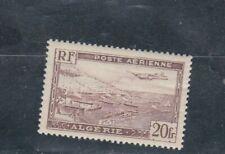 "ALGERIE TIMBRE  N° Y & T PA N° 4 de 1946-47 "" Neuf* port maxi 1 euro"