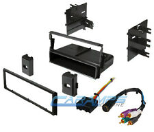 CAR STEREO RADIO DASH INSTALLATION MOUNTING KIT W/ INFINITY SOUND WIRE HARNESS