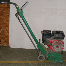 Petrol Drive Floor Planer Planing Machine *for hire *