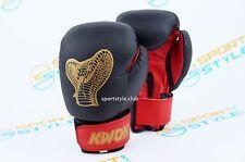 Junior Cobra Boxing Gloves 6oz UFS, Muay Thai, Kikboxing, Karate, Taekwondo.