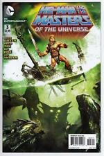HE-MAN AND THE MASTERS OF THE UNIVERSE  #3 - DC - 2012