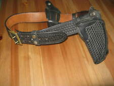 "Bianchi # 5BH, Bucheimer Holsters HKS 103 Med Speed Reloader Triple K 38"" Belt"