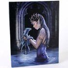 Water Dragon Canvas Art Print By Anne Stokes 7x10