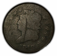 1812 1c Classic Head Large Cent SKU-Y2284