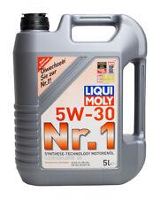 LIQUI MOLY Motoröl Nr. 1, 5W-30, Longlife 3, 5-Liter, Art-Nr. 20616, VW50400
