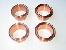 """2"""" Copper Tri clover Sanitary Fitting brewing Tri-clamp Ferrule 2 Inch - 4 PACK"""