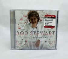 Rod Stewart Merry Christmas, Baby CD Target Exclusive Version 2012 Brand New