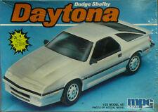 DODGE SHELBY DAYTONA ERTL AMT 1/25  SCALE KIT PLASTIC MODEL CAR
