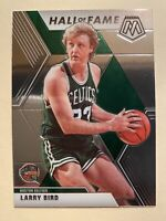 2019-20 Panini Mosaic Larry Bird Hall Of Fame #290 - * MINT! WOW!! MUST SEE!!! *