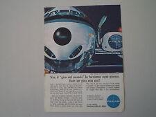 advertising Pubblicità 1964 PAN AM