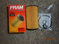 Engine Oil Filter-Extra Guard Fram CH8481 Listing is for three filters