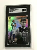 Luka Doncic Rookie SGC 10 2018-19 Chronicles Essentials #214 Tougher than PSA!🔥