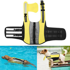 Safety Pet Dog Puppy Life Jacket Preserver Swimming Floating Jacket Vest S M L