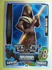 Force Attax Clone Wars Serie 4 (2013), Jedi-Tempel-Wächter (230), Force Meister
