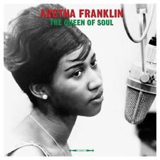 ARETHA FRANKLIN - THE QUEEN OF SOUL   VINYL LP NEW!